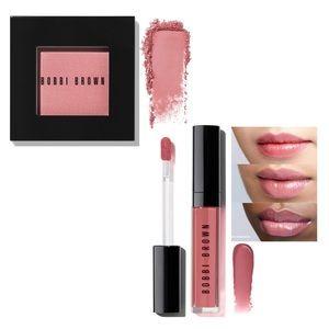 Bobbi Brown • Blush + Lip Gloss Bundle
